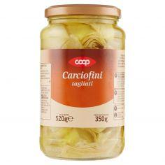 Coop-Carciofini tagliati 520 g