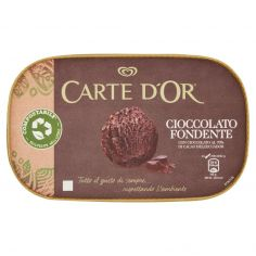 CARTE D'OR-Carte d'Or Cioccolato Fondente 400 g