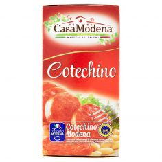 CASA MODENA-Casa Modena Cotechino Modena IGP 300 g