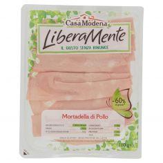 LIBERAMENTE-Casa Modena LiberaMente Mortadella di Pollo 110 g