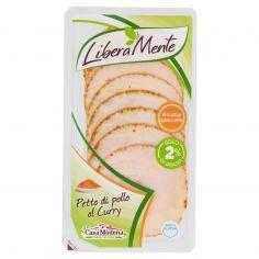LIBERAMENTE-Casa Modena LiberaMente Petto di pollo al Curry 80 g