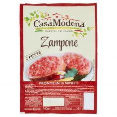 CASA MODENA-Casa Modena Zampone 2 Fette Pronte in 10 Minuti 160 g