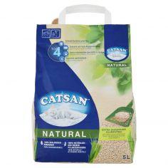 CATSAN-Catsan Natural 5 L