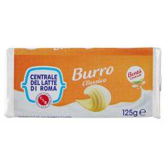 CENTR.ROMA-Centrale del Latte di Roma Burro Classico 125 g