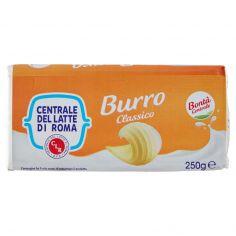 CENTR.ROMA-Centrale del Latte di Roma Burro Classico 250 g