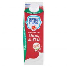 CENTR.ROMA-Centrale del Latte di Roma Dura di Più Latte Microfiltrato Pastorizzato Parzialmente Scremato 1000ml