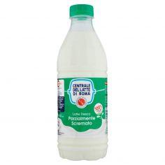 CENTR.ROMA-Centrale del Latte di Roma Latte Fresco Parzialmente Scremato 1000 ml