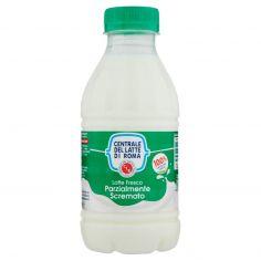 CENTR.ROMA-Centrale del Latte di Roma Latte Fresco Parzialmente Scremato 500 ml