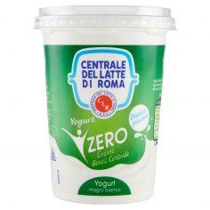 CENTRALE DEL LATTE DI ROMA-Centrale del Latte di Roma Zero Grassi Yogurt magro bianco 500 g