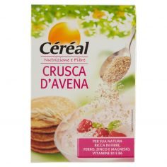 CEREAL-Céréal Nutrizione e Fibre Crusca d'Avena 400 g