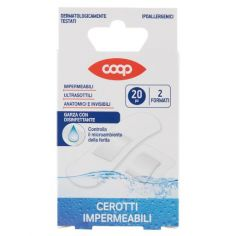 Coop-Cerotti Impermeabili 2 Formati 20 pz