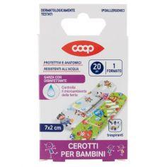 Coop-Cerotti per Bambini 1 Formato 7x2 cm 20 pz