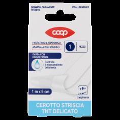 Coop-Cerotto Striscia TNT Delicato 1 m x 6 cm 1 pz