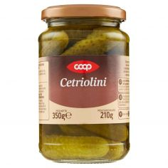 Coop-Cetriolini 350 g
