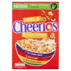 CHEERIOS-CHEERIOS MIELE ciambelline ai 5 cereali integrali con miele 375 g