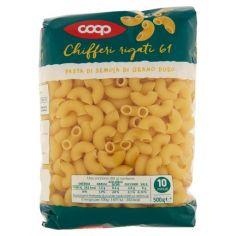 Coop-Chifferi rigati 61 500 g
