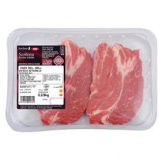 Coop-Chuck roll grill di scottona, bovino adulto 350 g ca