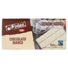 Coop-Cioccolato Bianco 100 g