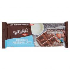 Coop-Cioccolato Finissimo al Latte 200 g