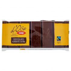 Coop-Cioccolato Fondente Extra 1 kg