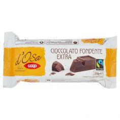 Coop-Cioccolato Fondente Extra 200 g