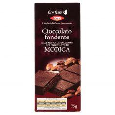Coop-Cioccolato fondente Modica 75 g