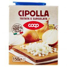 Coop-Cipolla Tritata e Surgelata 150 g