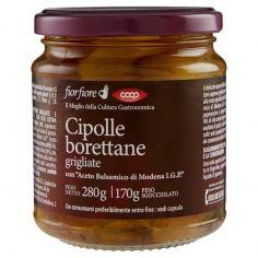 """Coop-Cipolle borettane grigliate con """"Aceto Balsamico di Modena I.G.P."""" 280 g"""