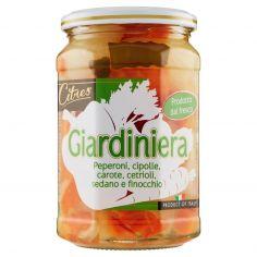 Citres Giardiniera Peperoni, cipolle, carote, cetrioli, sedano e finocchio 540 g