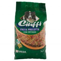 CIUFFI-Ciuffi Pasta Precotta con Ortaggi 3 kg