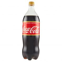 CAFFEINE FREE-Coca-Cola senza Caffeina Bottiglia di plastica 1500ml x1