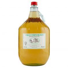 COLLI CIMINI-Colli Cimini Bianco IGT 5 litri