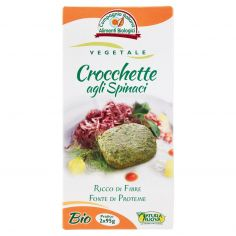 COMPAGNIA ITALIANA ALIM.-Compagnia Italiana Alimenti Biologici Crocchette agli Spinaci Bio 2 x 95 g