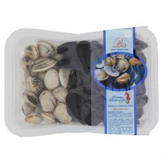 Consorzio Pescatori di Goro Bis Cozze - Vongole veraci 1 kg