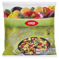 Coop-Contorno Saporito di Verdure Grigliate Surgelato 450 g