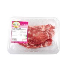 FATTORIE NATURA-Coppa con osso di suino a fette 400 g ca