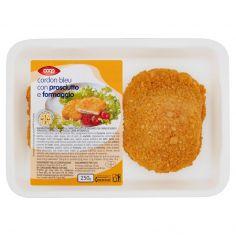 Coop-cordon bleu con prosciutto e formaggio 250 g