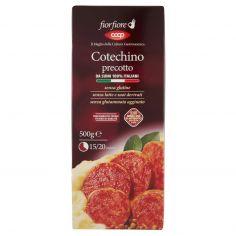 Coop-Cotechino precotto da Suini 100% Italiani 500 g