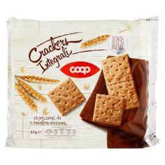 Coop-Crackers Integrali 18 x 37,5 g