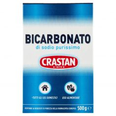 CRASTAN-Crastan Bicarbonato di sodio purissimo 500 g