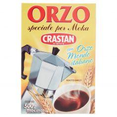 CRASTAN-Crastan Orzo speciale per moka macinato 500 g