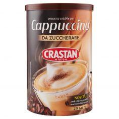 CRASTAN-Crastan preparato solubile per Cappuccino da Zuccherare 250 g