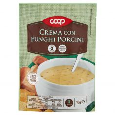 Coop-Crema con Funghi Porcini 90 g