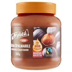 Coop-Crema Spalmabile con Nocciole e Cacao Magro 350 g