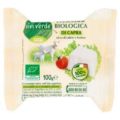 Coop-Crescenza Biologica di Capra 100 g