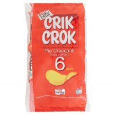 ICA-Crik Crok Più Croccanti 6 packs 150 g