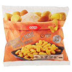 Coop-Crocchette di Patate Prefritte Surgelate 600 g