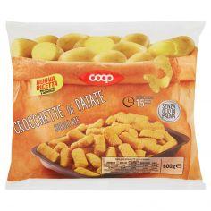 Coop-Crocchette di Patate Surgelate 600 g