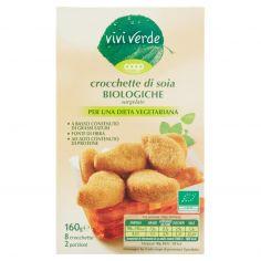 Coop-crocchette di soia Biologiche surgelate 8 crocchette 160 g