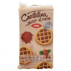 Coop-Crostatina con crema al cacao 6 x 40 g